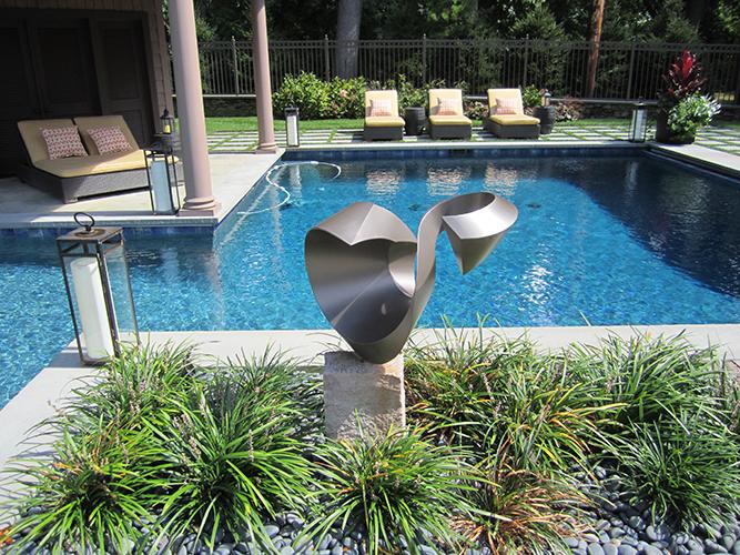 Contemporary Garden 5