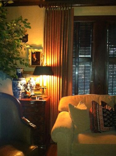 Cottage Window Treatments