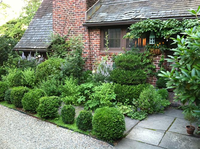 Tudor Cottage Entrance
