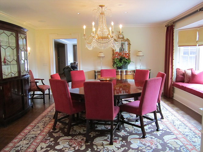 Elegant Dining Room 3
