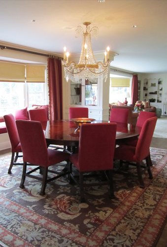 Elegant Dining Room 1