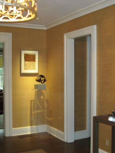 Mid Century Foyer