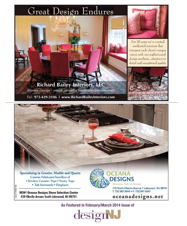DesignNJ Magazine February 2014 March